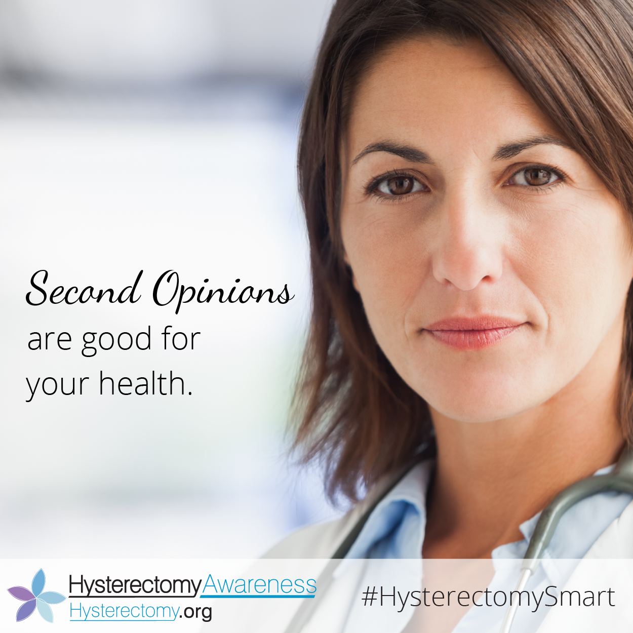 Second Opinions are Good for Your Health #HysterectomySmart