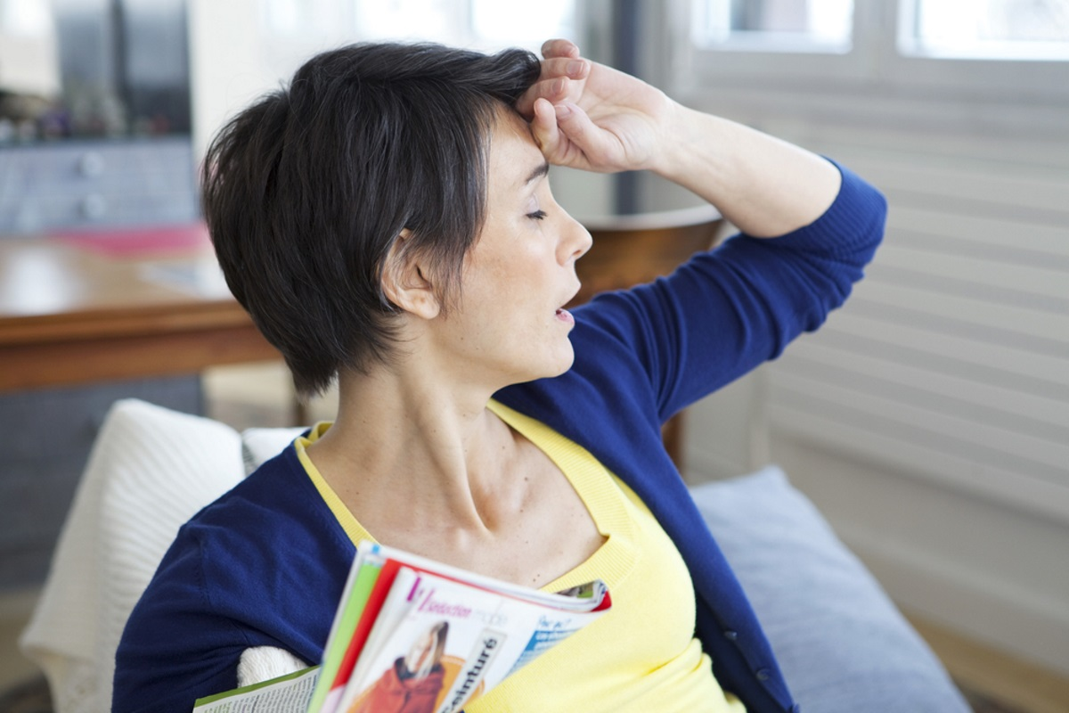 Research Suggests that Overall Well-Being May be Affected by Moderate to Severe Menopause Symptoms