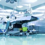 operating room in hospital