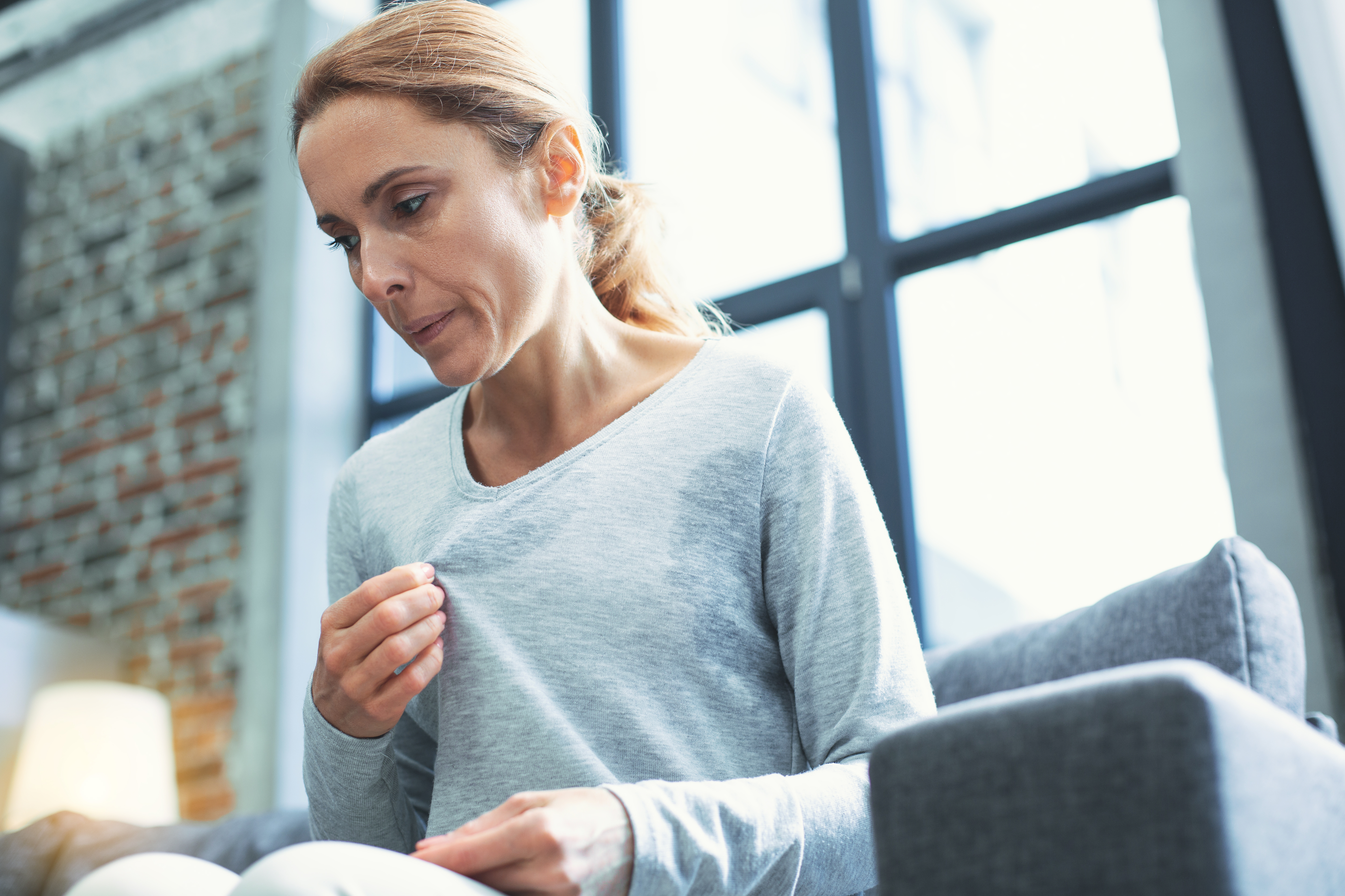 Study shows diet causes 84% drop in troublesome menopausal symptoms–without drugs