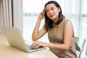 Can menopause be blamed for increased forgetfulness and lack of attention?