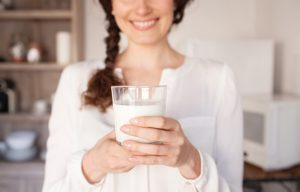 Dairy does not protect against bone loss during menopause transition
