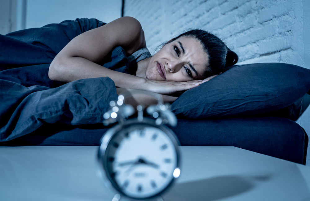 Surgical menopause leads to increased sleep issues