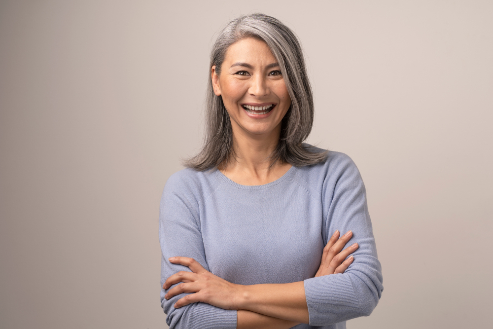 Going Gray after a Hysterectomy