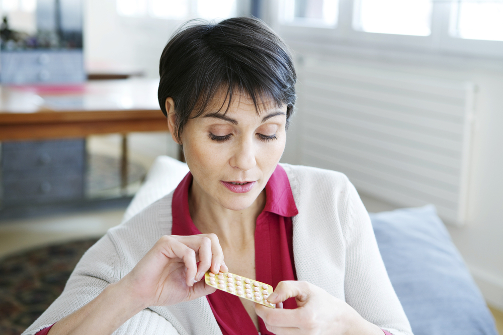 Menopause, hormone replacement therapy impact CV risk
