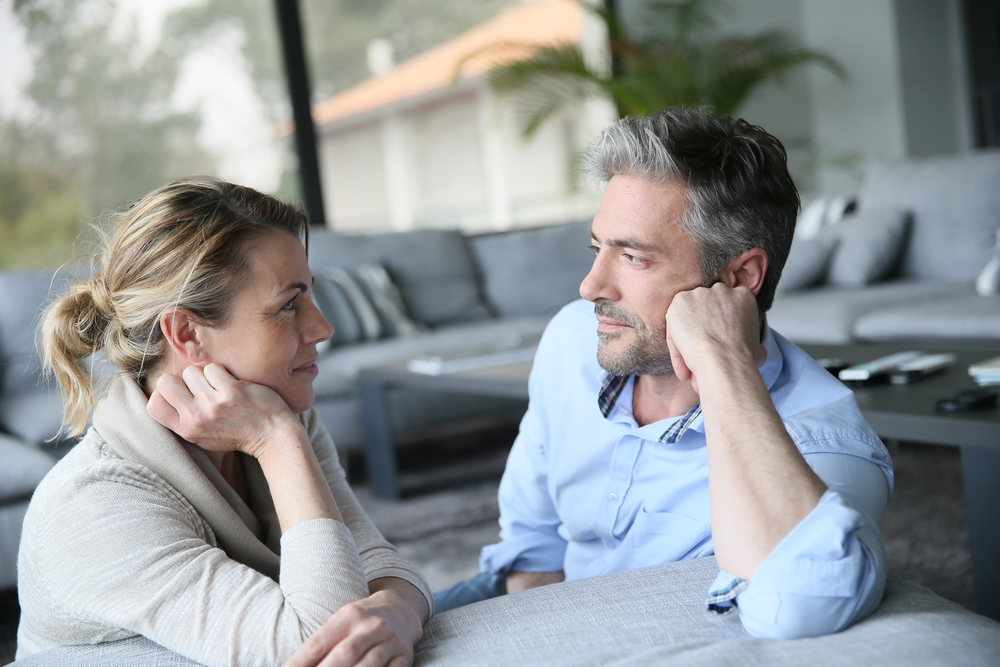 Talking to Your Man about Menopause and Intimacy