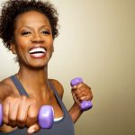 Hormonal changes during menopause decrease muscle mass, but physical activity might slow the decrement