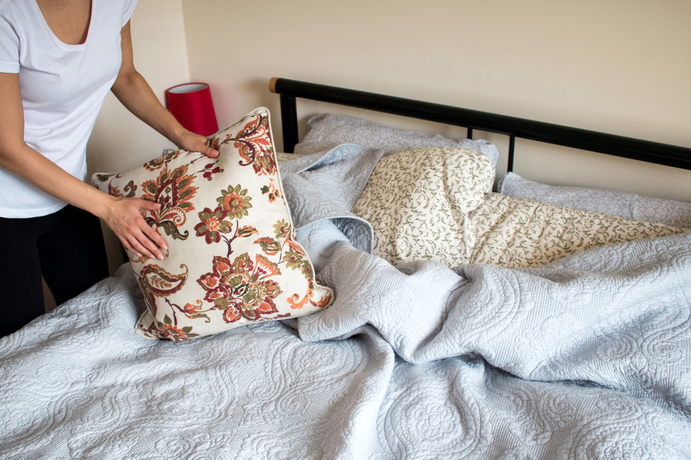 Tips for Turning Your Bedroom into a Sleep Haven During Menopause