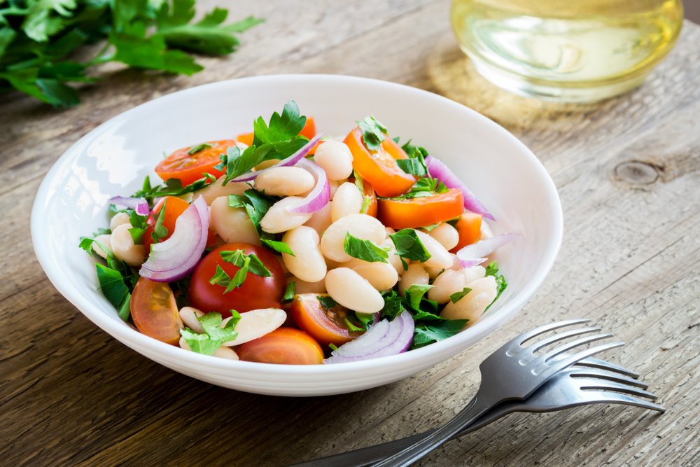 Oily Fish and Beans Delay Menopause, Rice and Pasta Hasten It